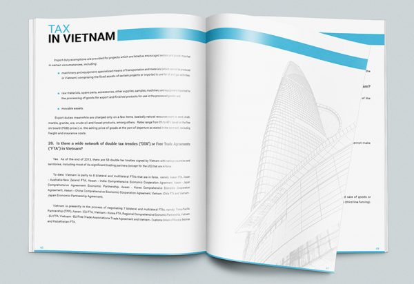 Indochina Legal Vietnam Business Guide - Inside Pages
