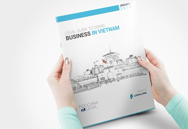 Indochina Legal Vietnam Business Guide - Front Cover