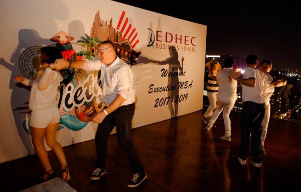 EDHEC EMBA PARTY 2018