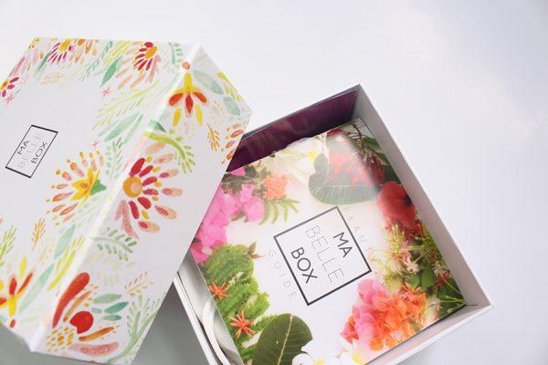 Ma Belle Box Beauty Box & Beauty Guide