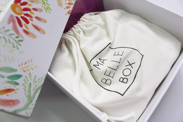 Ma Belle Box Beauty Bag