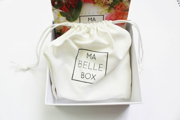Ma Belle Box Beauty Box & Branded Bag